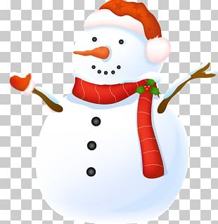 Santa Claus Christmas Ornament Cartoon PNG