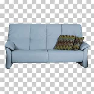 Himolla Couch Recliner Chaise Longue Sofa Bed PNG
