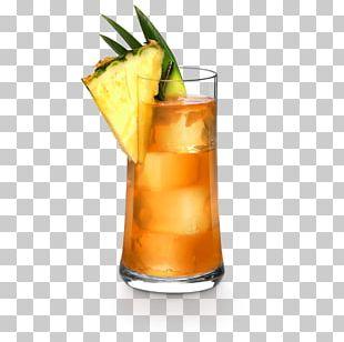 Mai Tai Cocktail Garnish Harvey Wallbanger Sex On The Beach Sea Breeze PNG