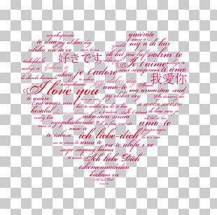Love Romance Valentine's Day Heart PNG