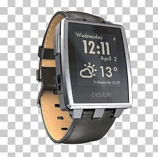Pebble Time Pebble STEEL Smartwatch Moto 360 PNG