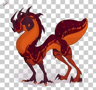 Mustang Illustration Freikörperkultur Animated Cartoon Horse PNG