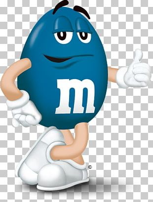 M&M's Mascot United States Video Game Candy PNG
