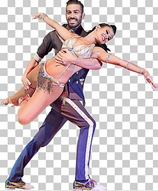 Modern Dance Choreography Costume Purple PNG