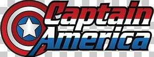 Captain America Comic Vintage Logo PNG