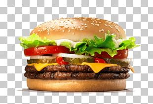 Whopper Hamburger Cheeseburger Burger King Grilled Chicken Sandwiches Chile Con Queso PNG