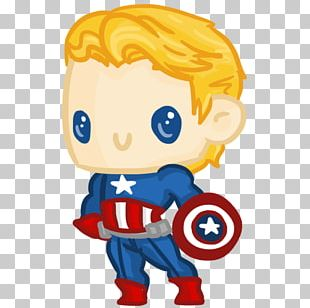 Captain America Iron Man Chibi Drawing Thor PNG