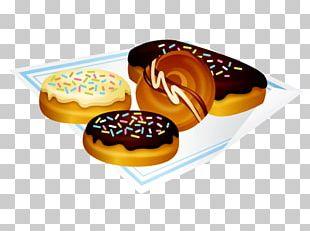 Petit Four Donuts Dessert Pancake Breakfast PNG