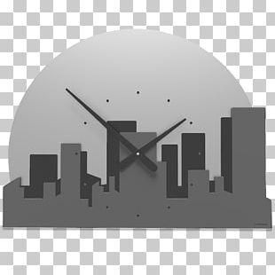 Quartz Clock Furniture Color Grey PNG