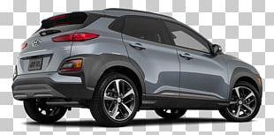 2018 Hyundai Kona Sport Utility Vehicle Car Nissan PNG