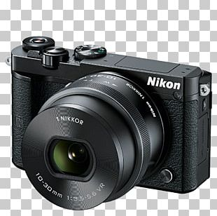 Nikon Mirrorless Interchangeable-lens Camera Camera Lens Zoom Lens PNG