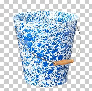 Flowerpot Plastic Glass Blue And White Pottery Cup PNG
