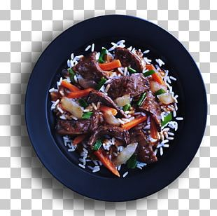 Ginger Beef Vegetarian Cuisine Dish American Chinese Cuisine Food PNG