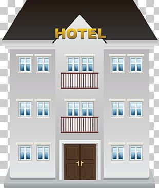 Hotel Animation PNG