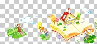 Learning Cartoon Comics Animation Illustration PNG