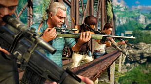 Far Cry 3 Far Cry 2 Far Cry 5 Cooperative Gameplay Video Game PNG