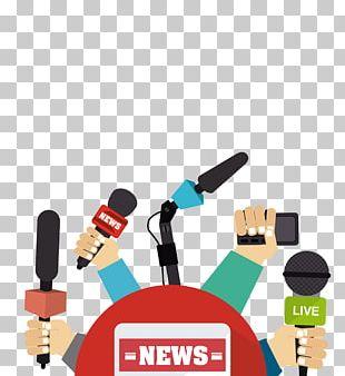 Fake News World News Newspaper Media PNG