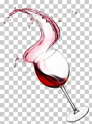 Red Wine Beaujolais Nouveau Wine Glass PNG