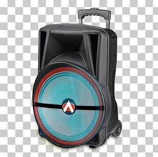 Subwoofer Wireless Speaker Loudspeaker Microphone Sound PNG
