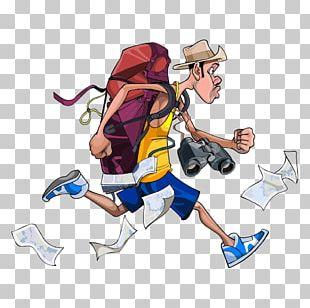 Backpack Cartoon PNG