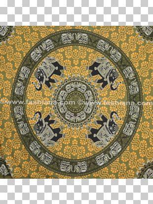 Mandala Tapestry Art Tibetan Buddhism Rebirth PNG