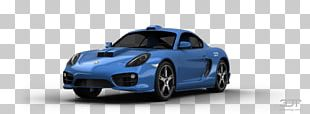 Porsche Cayman Car Alloy Wheel Motor Vehicle PNG
