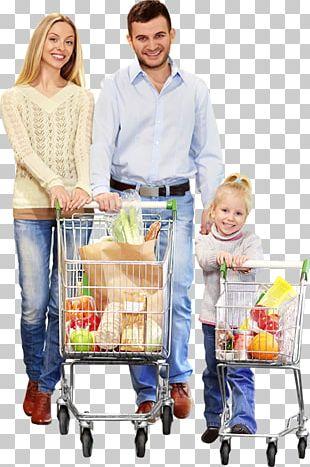 Shopping Cart Supermarket Customer PNG