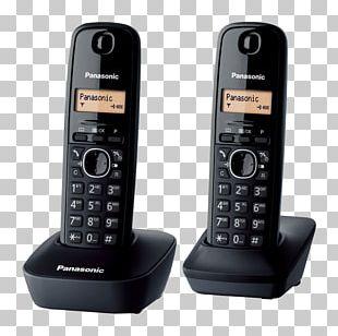 Cordless Telephone Home & Business Phones Lumix Panasonic KX-TG1612 Digital Enhanced Cordless Telecommunications PNG