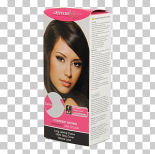 Hair Coloring Black Hair Brown Hair Human Hair Color PNG