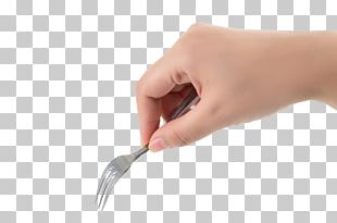 Hand Tableware Fork PNG