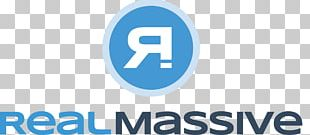 Logo Organization RealMassive Brand Trademark PNG