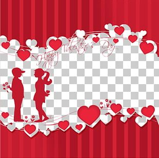 Valentine's Day Tapestry Heart Decorative Arts PNG