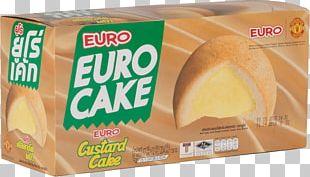 Custard Cream Milk Flavor Cake PNG