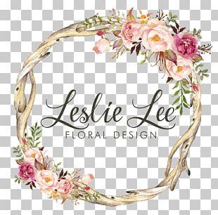 Floral Design Flower Floristry Logo PNG