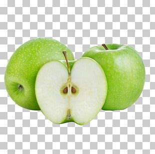 Fruit Apple Granny Smith Food PNG