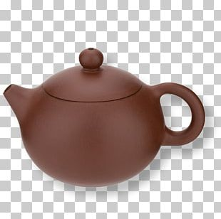 Teapot Yixing Kettle Tableware PNG