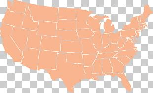 United States Map U.S. State PNG