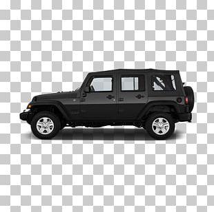 2018 Jeep Wrangler JK Unlimited Sahara Chrysler Dodge Car PNG