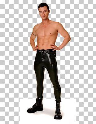 Waist Jeans Body Man Leggings Shirt PNG