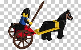 Horse Harnesses Lego Minifigure Horse And Buggy Chariot PNG