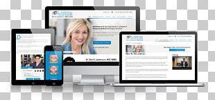 Responsive Web Design Digital Marketing Chrisp Design Web Page PNG