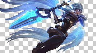 Riven League Of Legends Fan Art Video Game PNG