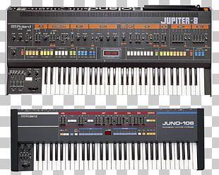 Digital Piano Yamaha SY77 Oberheim OB-Xa Arturia Player