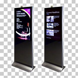 Display Advertising Interactive Kiosks Multimedia Web Banner PNG
