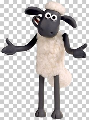 Shaun The Sheep Open Arms PNG