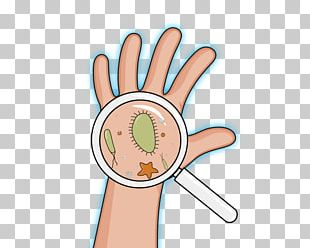 Thumb Hand Model PNG