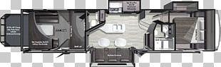 Floor Plan Fifth Wheel Coupling Loft Campervans PNG