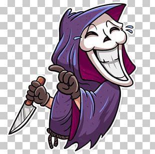 Telegram Sticker Scream Halloween Film Series Horror PNG