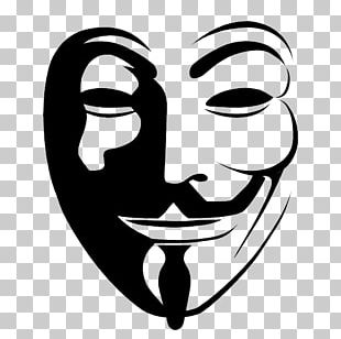 Anonymous Guy Fawkes Mask PNG