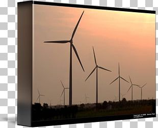 Wind Turbine Windmill Energy Public Utility PNG